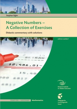 Negative Numbers - A Collection of Exercises - Teacher's book PDF